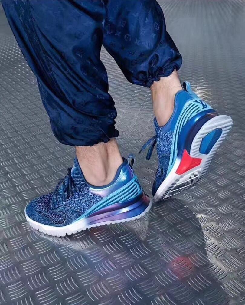נעלי ספורט גברים של Louis Vuitton