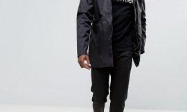 חולצות ארוכות של CALVIN KLEIN ו – LACOSTE לגברים