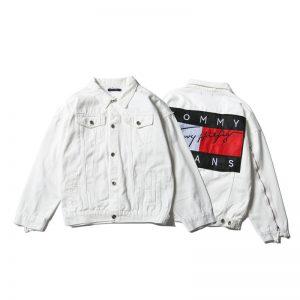 ג'קט ג'ינס של TOMMY HILFIGER