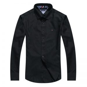 חולצות מכופתרות של TOMMY HILFIGER לגברים