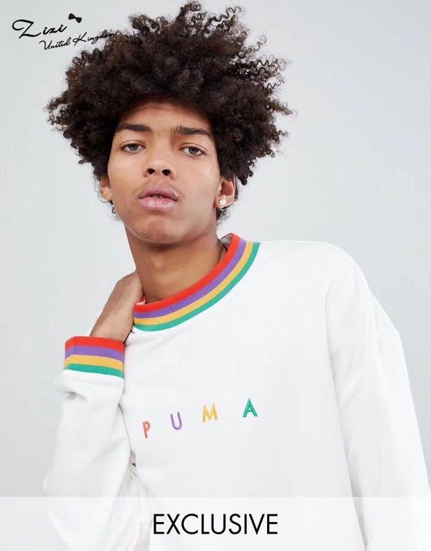 חולצות PUMA נדירות לגברים