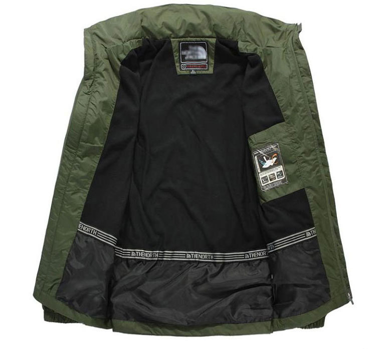 ? מעילים של THE NORTH FACE ?