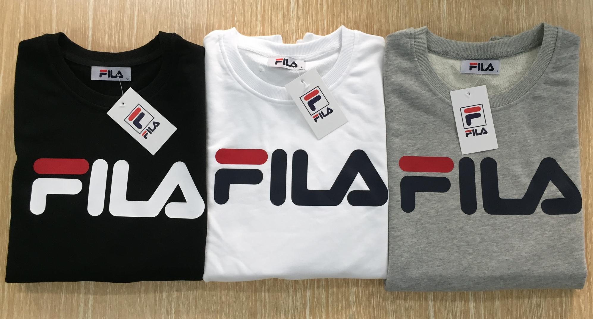 ? חולצות של FILA ?