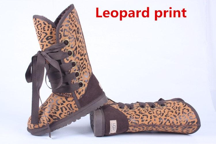 נעליי UGG, חורף מנומר, סתוב מנומר, אופנה של מנומר, מנומר חוזר, טרנד מנומר