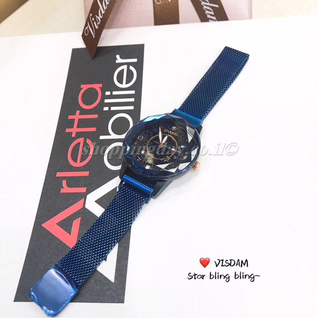 שעון של CHANEL 2019, שעון עם רצועת מגנט לנשים 2019